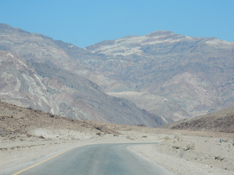 Artist´s Drive, Valle de la Muerte, Death Valley, California, Elisa N, Blog de Viajes, Lifestyle, Travel