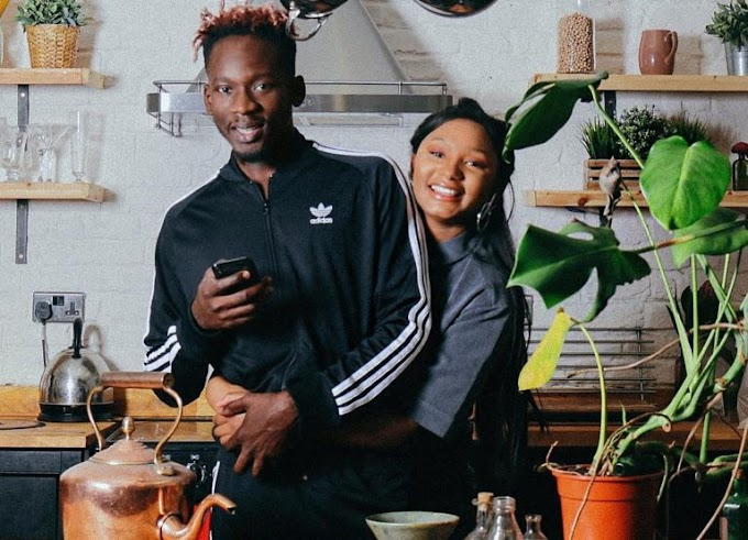 'Temi Is My One And Only Girlfriend' – Mr Eazi Gushes