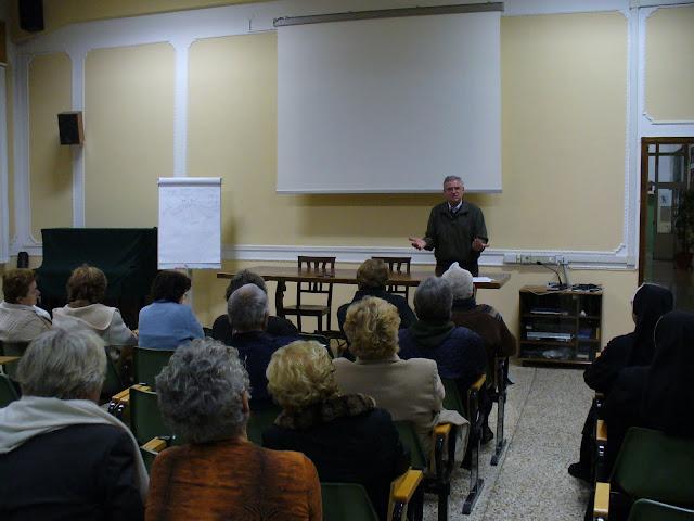 Padre Marcello Sorgon incontra il gruppo missionario sandonatese