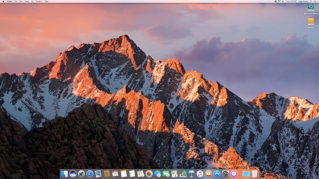 1 Brand new desktop