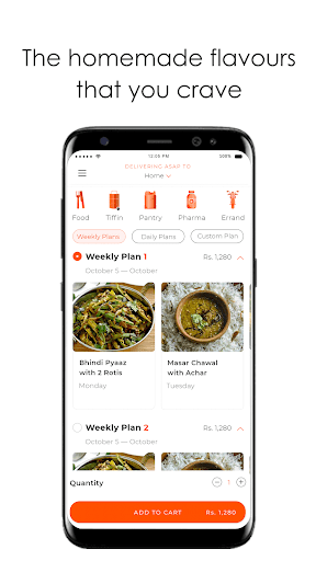 Cheetay - Online shopping and food delivery 3.9.2 screenshots 5