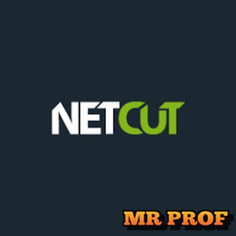 تحميل برنامج netcut pro للكمبيوتر