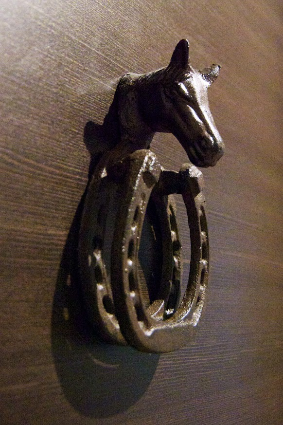 馬蹄型のノック