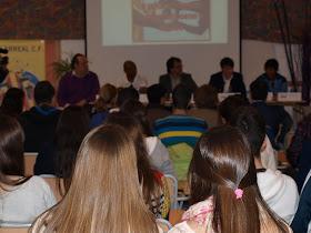 El deporte de nuestra Comunidad contra el racismo. IV semana prevencion contra la discriminacion y el racismo. Villareal 2013