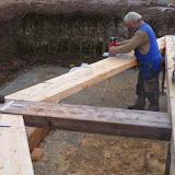 Carport Grandes dimensions bloc et charpente bois