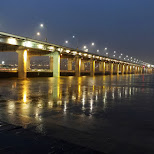 banpo bridge in Seoul unfortuantely the watershow was out of commission in Seoul, Seoul Special City, South Korea