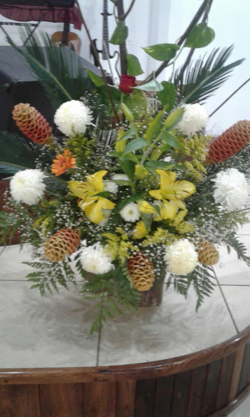 2017 - Arreglos Florales