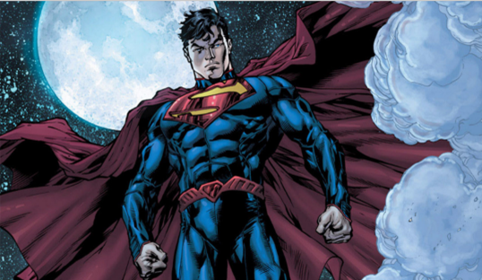 Superman - Jesús Merino