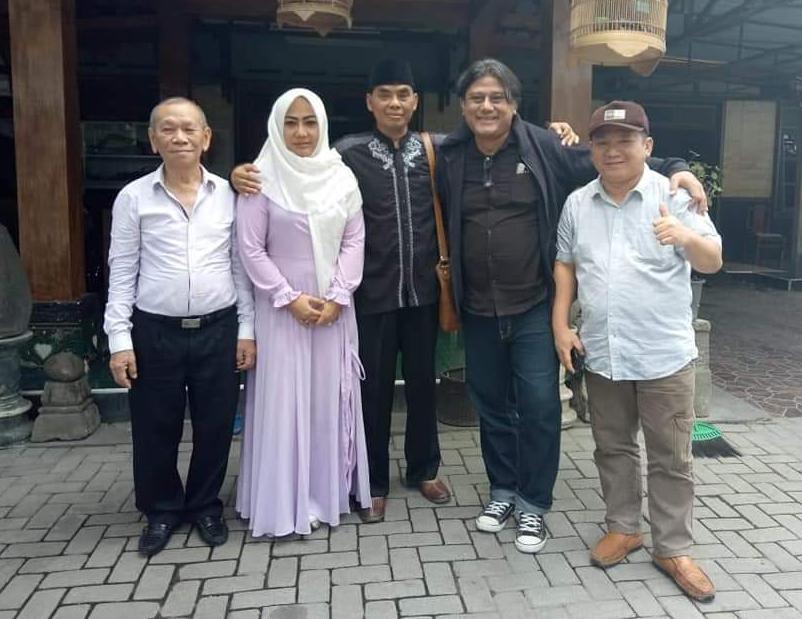 Relawan Diah Warih Datangi DPP PDIP Temui Ibu Megawati, Serahkan Petisi Dukungan Pilkada Solo