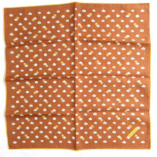 Bvlgari Handkerchief