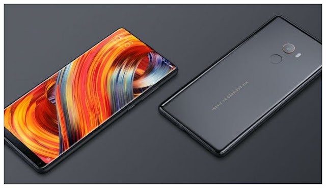 Xiami mi mix 2s new leaked specs
