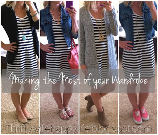 Making the Most of Your Wardrobe