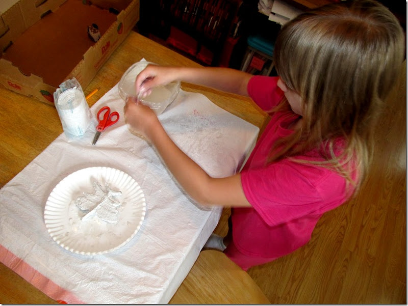 homeschool crafts rigid wrap from activa