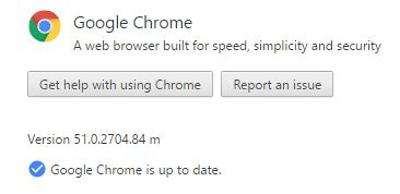 Google Chrome YouTube video(s) reproduction is freezing on