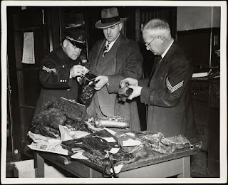 Fire investigation.  Courtesy of the Trustees of the Boston Public Library/Print Department at http://www.bpl.org/.  (CC BY-NC-ND 2.0)