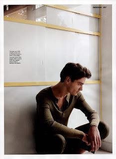 Julien Sabaud Wallapaper Magazine