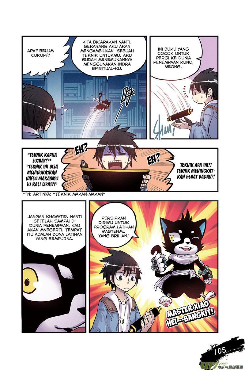 Baca Manga Zui Wu Dao Chapter 11 Komik Station