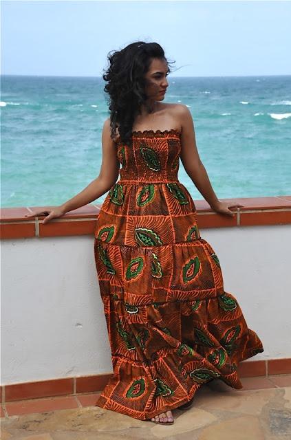 ~ ~ kitenge dress designs images ~ ~