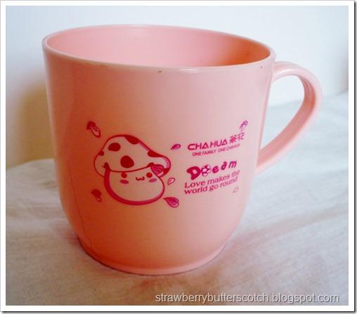 Super Cute Pink Cup