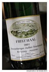Brauneberger-Juffer-Sonnenuhr-Riesling-Auslese-Goldkapsel-2001-Fritz-Haag