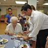 Pleasantville Seniors Lunch Program
