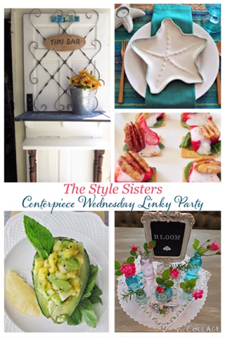 Spring Summer decorating ideas and recipes, The Style Sisters