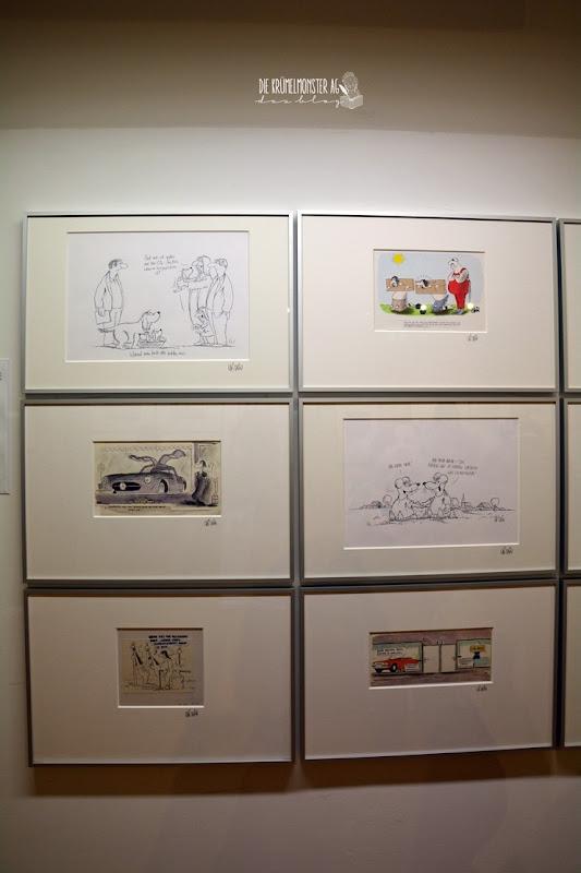 Ausstellung (14) Uli Stein in Hähnlein