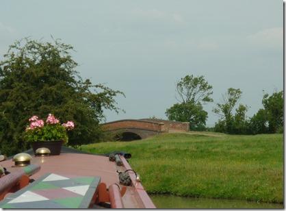 1 bridge across fields