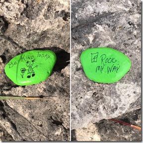 my first found rock