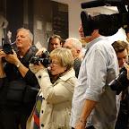 Kedvencek / Fotósok csoportja Keleti Éva Kossuth-díjas fotóművész Exponált irodalom című kiállításmegnyitóján – 2017