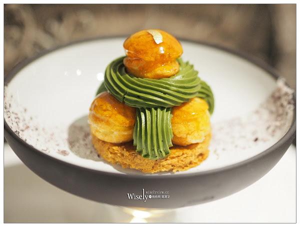 台北大安。STAGIAIRE實習生餐廳︱用心求變的米其林星級法式料理,敦化商圈巷弄美食