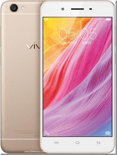 Vivo Y55s Diluncurkan, Siap Hadang Xiaomi Redmi 3S di Indonesia