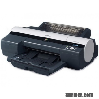 Free download Canon imagePROGRAF iPF5000 Printer driver software and setup