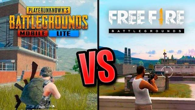 PUBG Mobile Lite vs Free Fire: Düşük seviye Android cihazlar için hangi oyun daha iyidir?