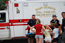 East Seneca Fire Company @ National Night Out in West Seneca 2009