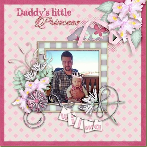 Pia Daddy princess