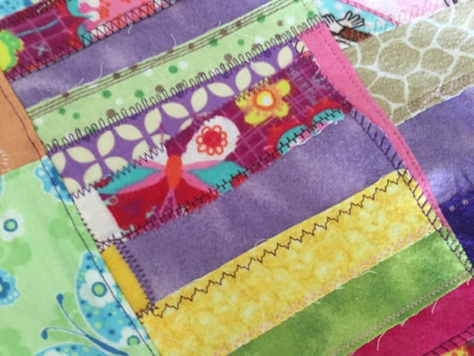 Scrappy UNQuilting