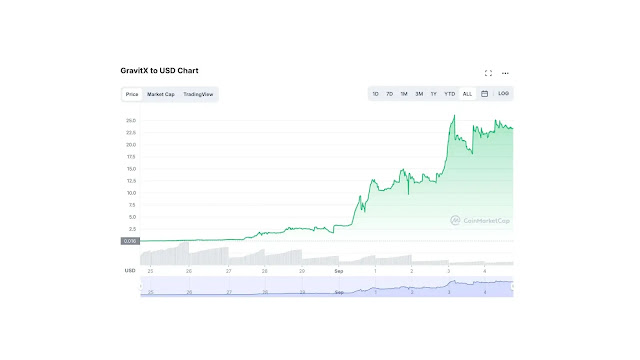 Promising digital currencies take off and promise huge fortunes