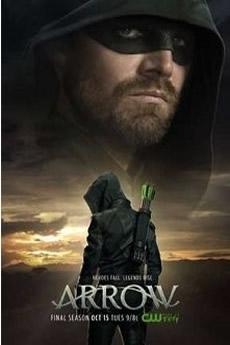 Baixar Série Arrow 8ª Temporada Torrent Grátis