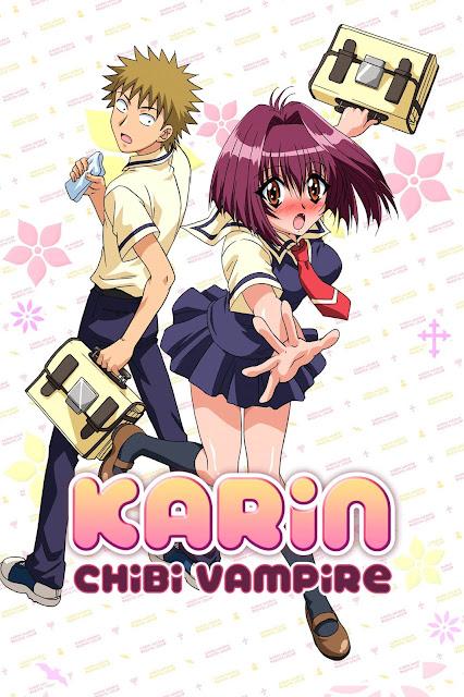 Karin: Chibi Vampire