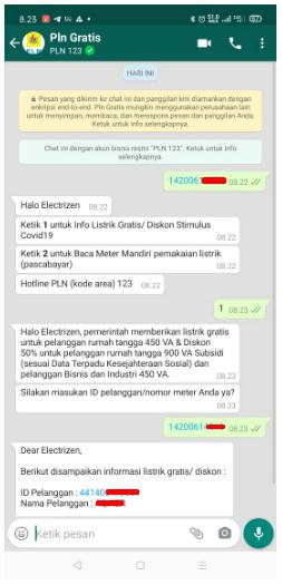 Cara mendapatkan listrik gratis dari PLN (Stimulus Covid 19)