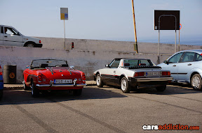 MGB and Fiat X1/9