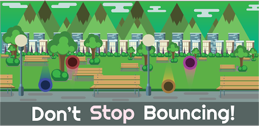 Bounce and avoid obstacles