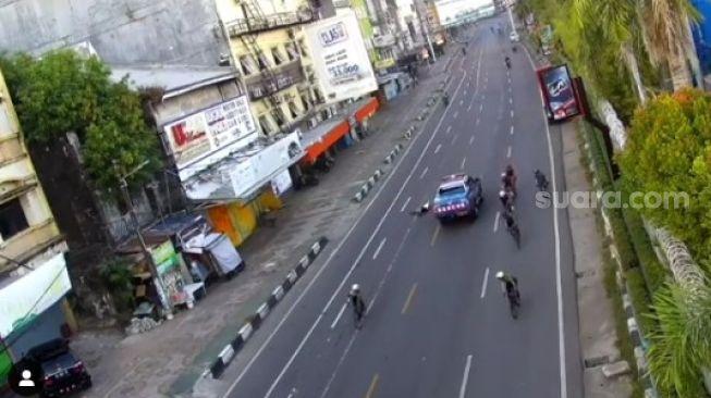 Mobil Rescue Kementerian Sosial Tabrak Rombongan Sepeda, Bupati Takalar Minta Maaf