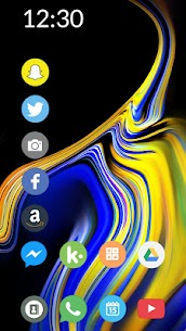 Theme for Samsung Galaxy J4 Core 2
