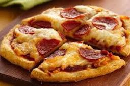 Cara Membuat Pizza Mini Spesial Yang Enak