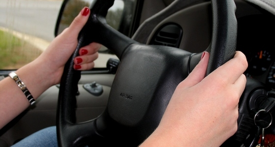 alasan wanita tidak bisa menyetir
