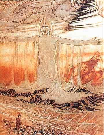 Ran Rising, Asatru Gods And Heroes
