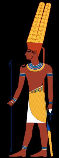 Amun, Gods And Goddesses 6