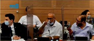 Knesset ainda não deu a aprovação final para o bloqueio